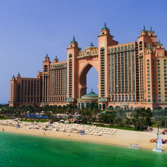 Alojamento nos Emirados Árabes Unidos