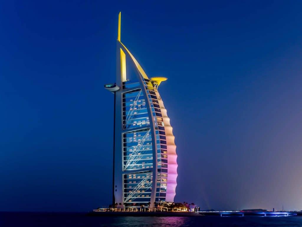Alojamento no Dubai