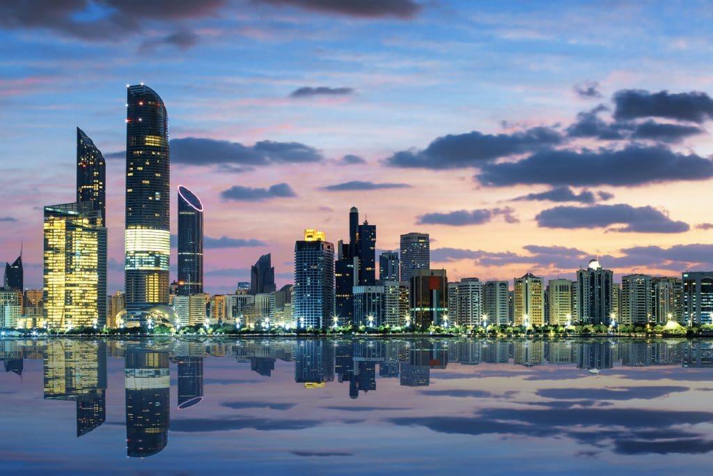 Cidade Abu Dhabi