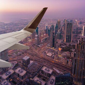 Como Chegar ao Emirados Árabes Unidos