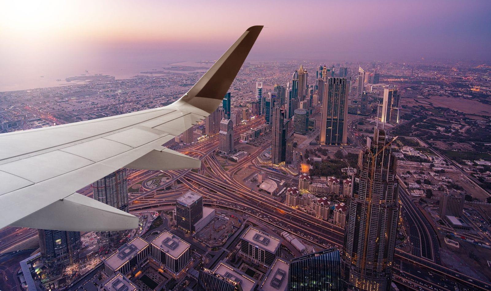 Como Chegar aos Emirados Árabes Unidos