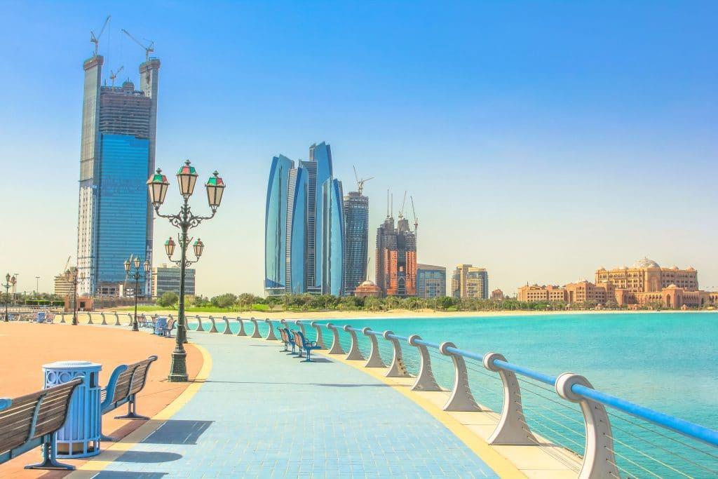 Cornija de Abu Dhabi