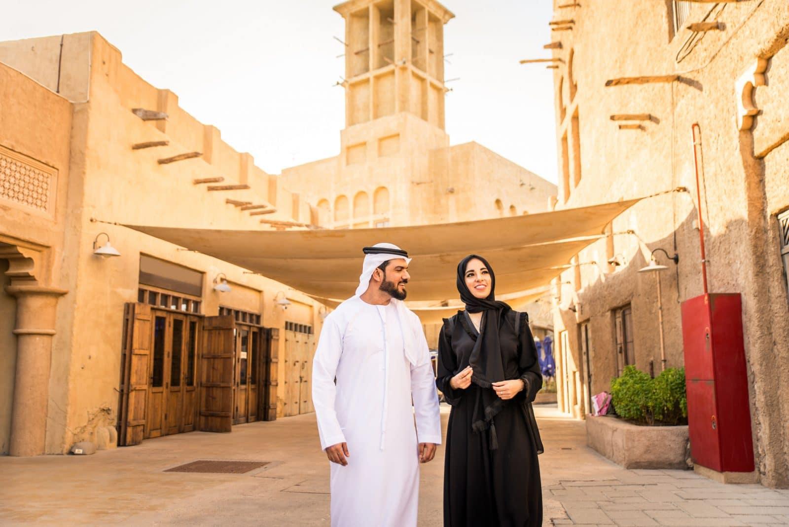 A Cultura dos Emirados Árabes Unidos