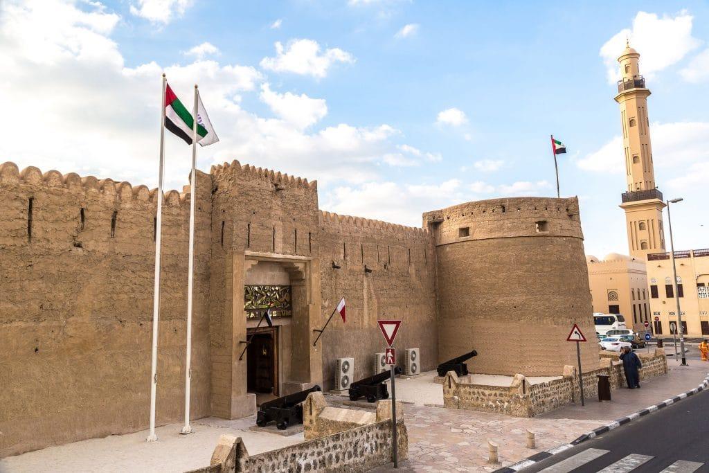 Forte Al Fahidi no Dubai