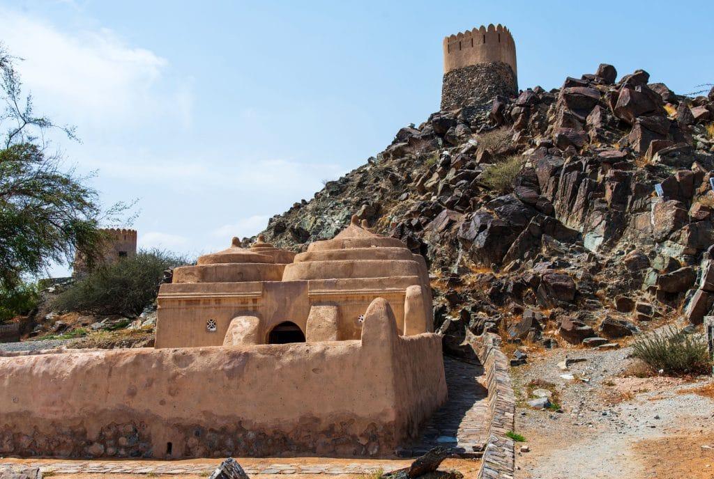 Forte e Mesquita Al Badiyah