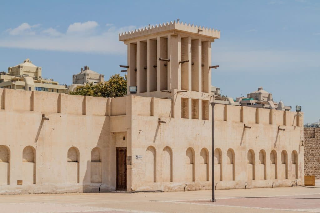 Heritage District de Sharjah