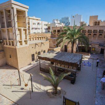Heritage Village do Dubai