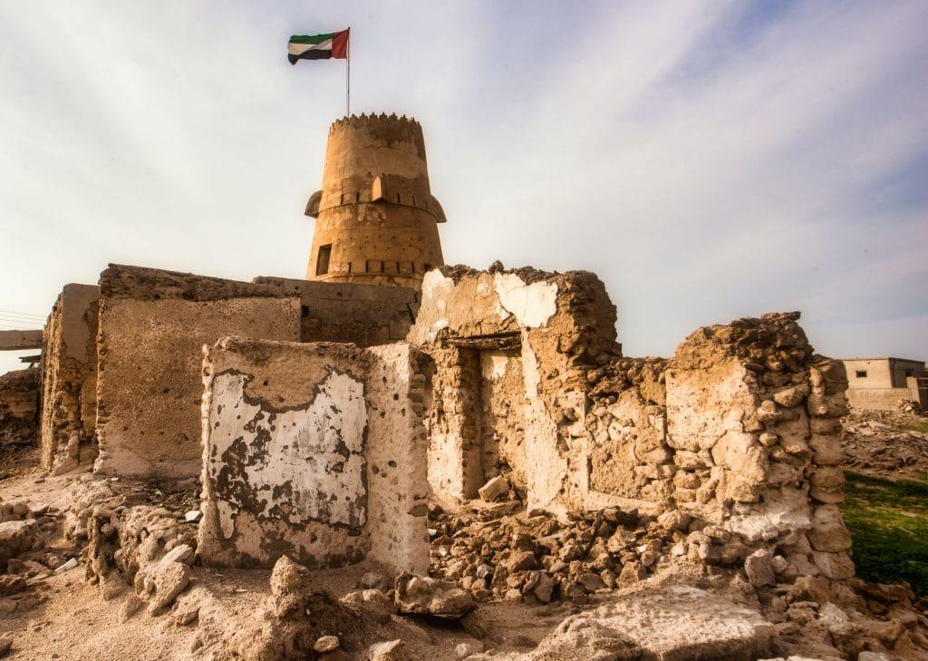 História dos Emirados Árabes Unidos