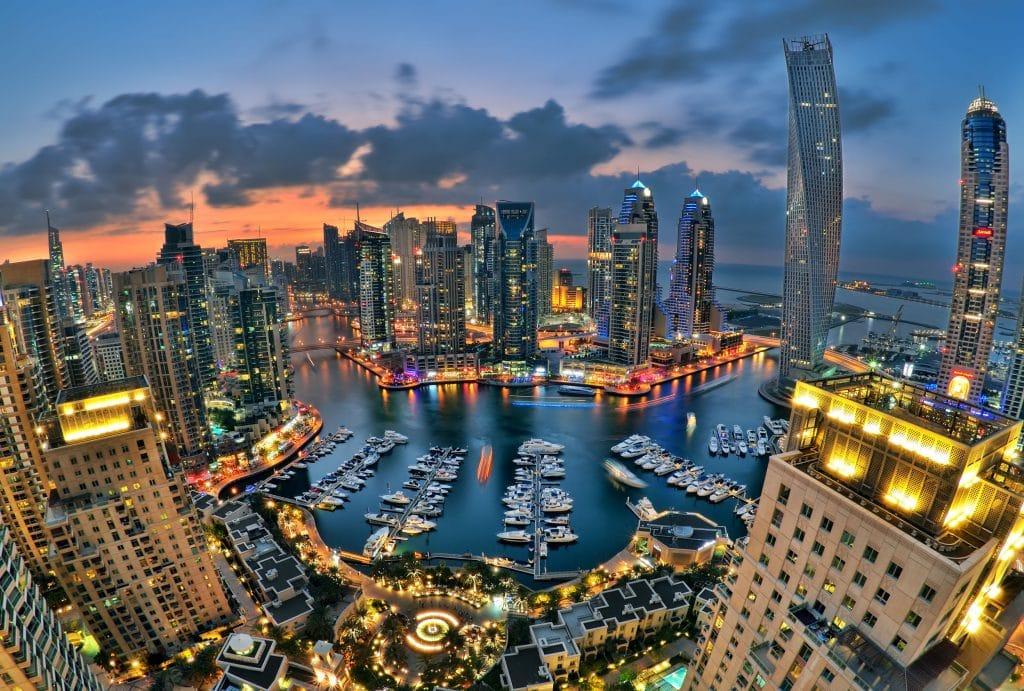 Fotos dos Emirados Árabes Unidos