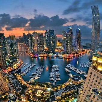 Marina do Dubai