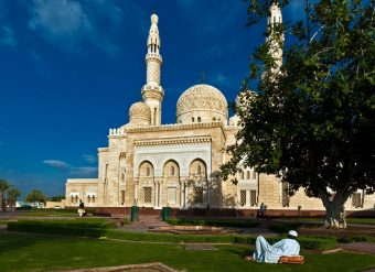 Mesquita de Jumeirah no Dubai