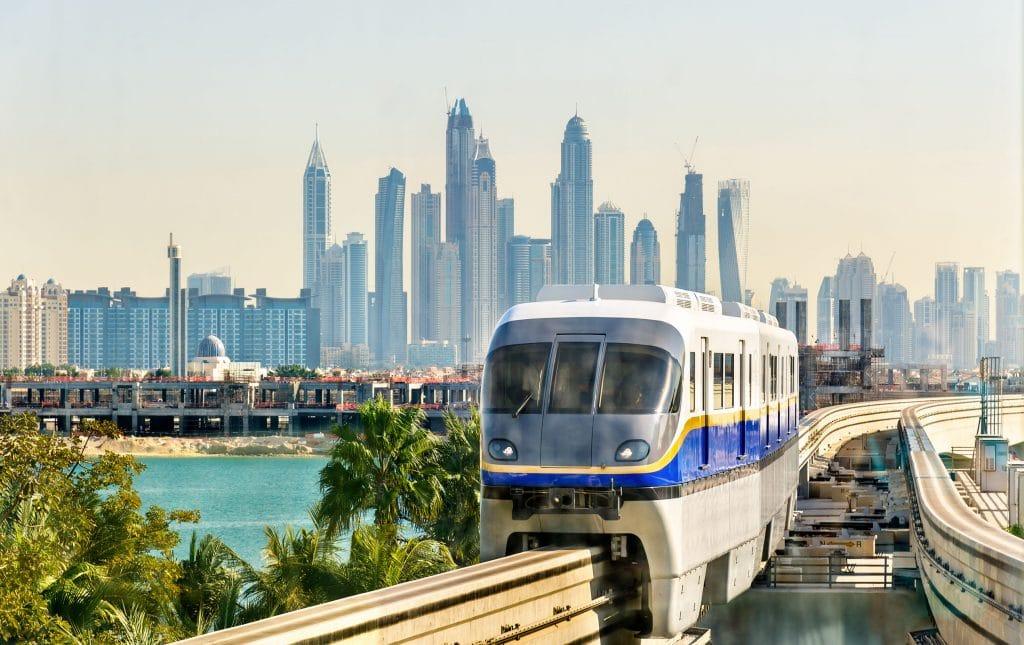 Metro do Dubai