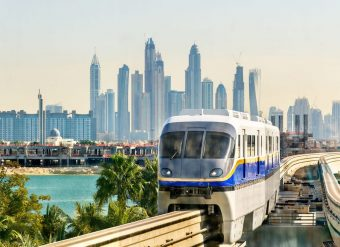 Metro do Dubai
