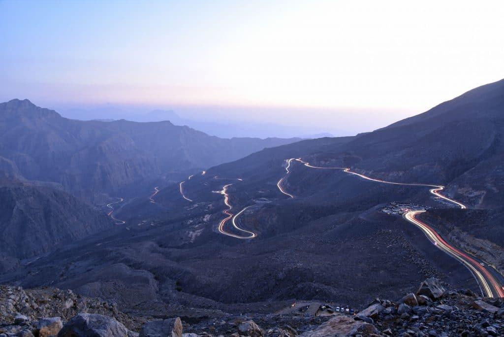 Montanha Jebel Jais