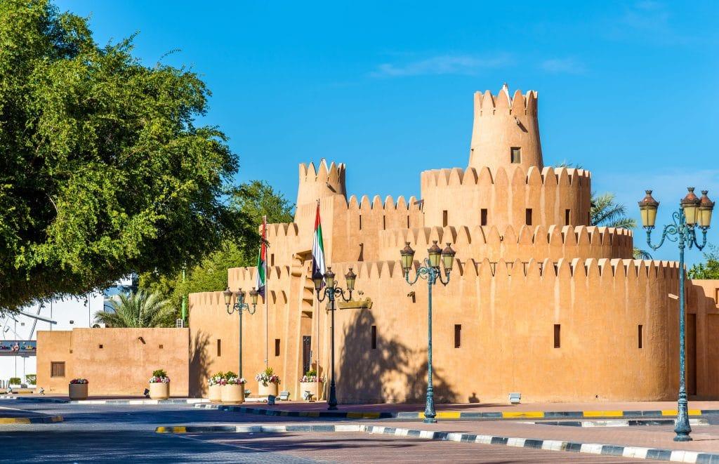 Palácio Sheikh Zayed