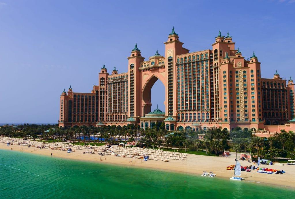 Praias no Dubai