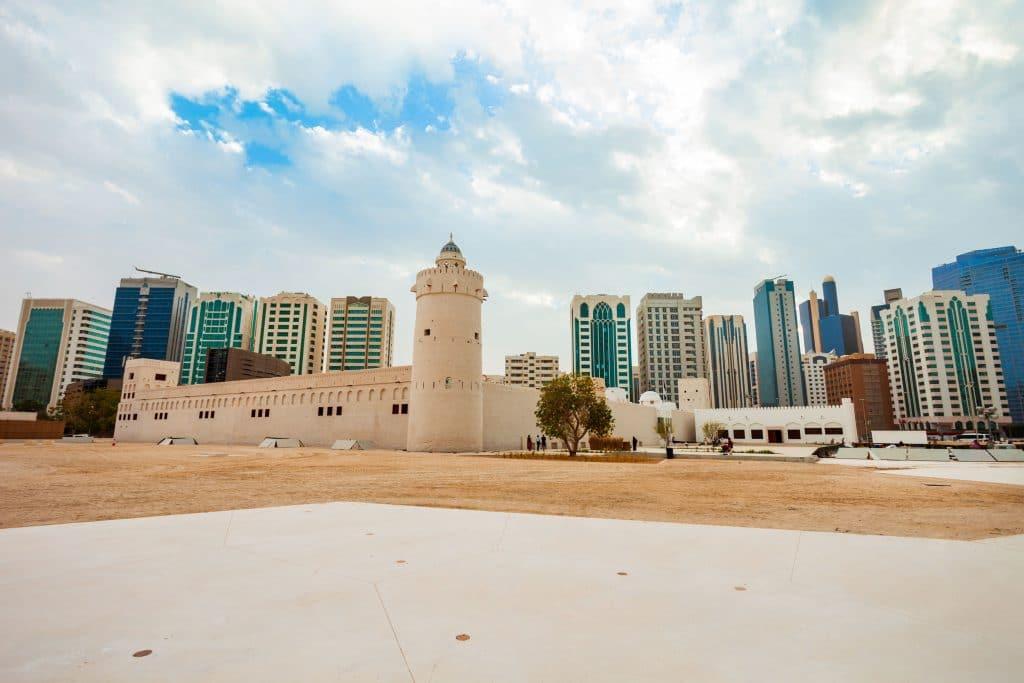 Qasr al-Hosn Abu Dhabi
