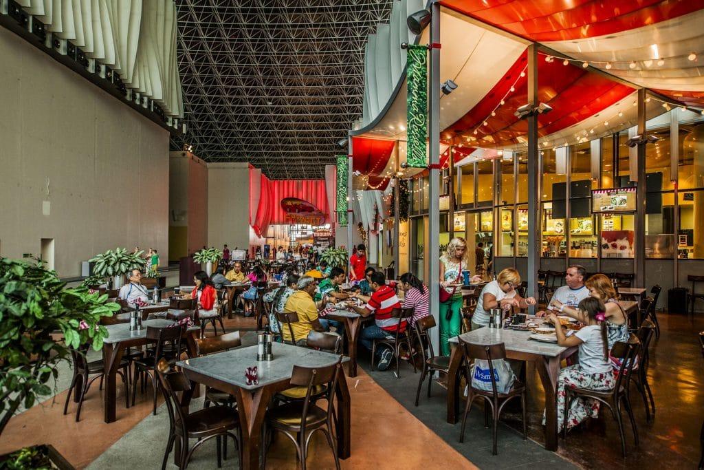 Restaurante em Abu Dhabi