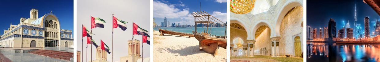 Eventos e Festivais Emirados