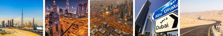 Quanto custa alugar um carro no Dubai